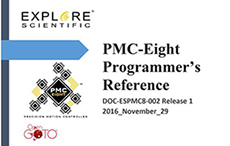 Explore Scientific PMC-Eight Programmer's Reference